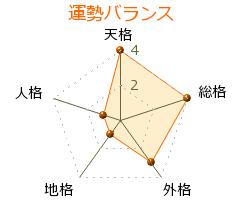 呂比須ワグナー の画数・良運